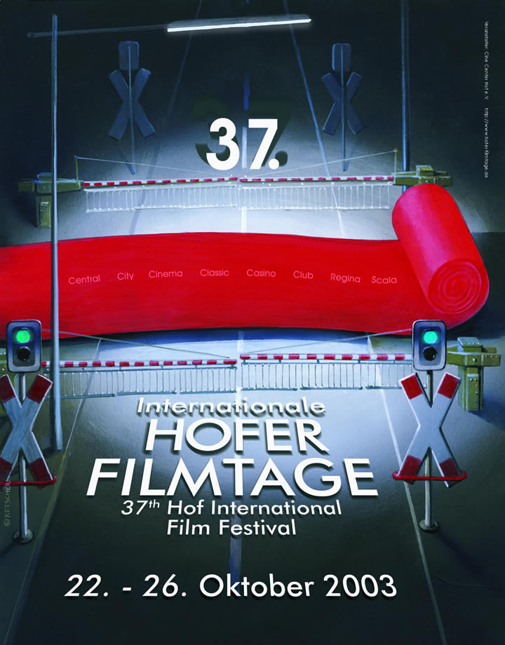 37. Internationale Hofer Filmtage 2003