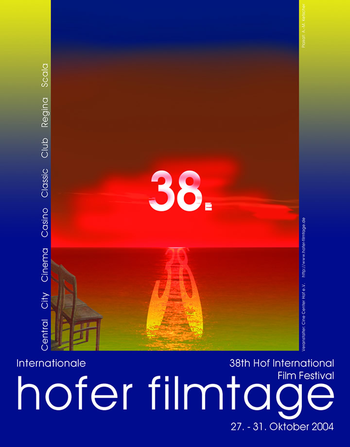 38. Internationale Hofer Filmtage 2004