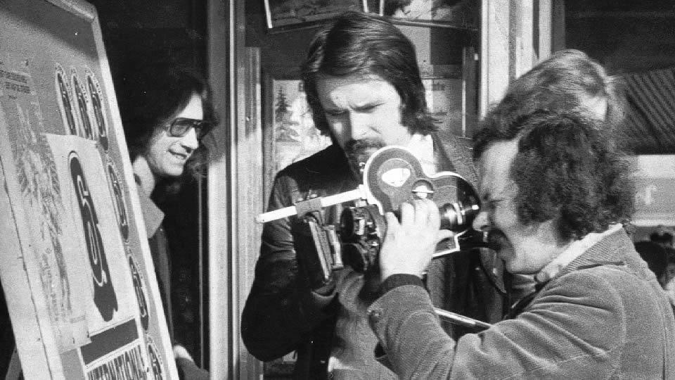 1972 - Der junge Film drängt abendfüllend ins Kino-Programm.