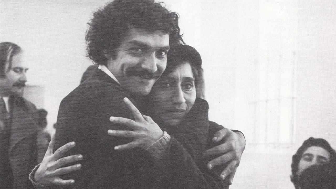 1975 - Eduardo Duran und Zita Duarte in ES HERRSCHT RUHE IM LAND von Peter Lilienthal