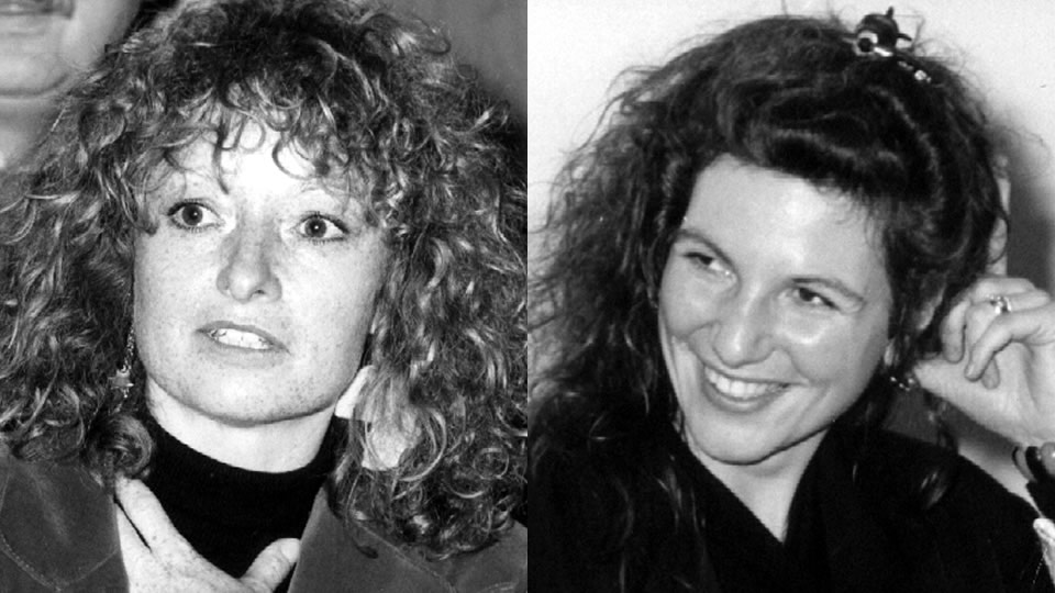 1988 – The year of the women: Vivian Naefe (PIZZA EXPRESS) and Pia Frankenberg (BRENNENDE BETTEN [Beds in Flames])