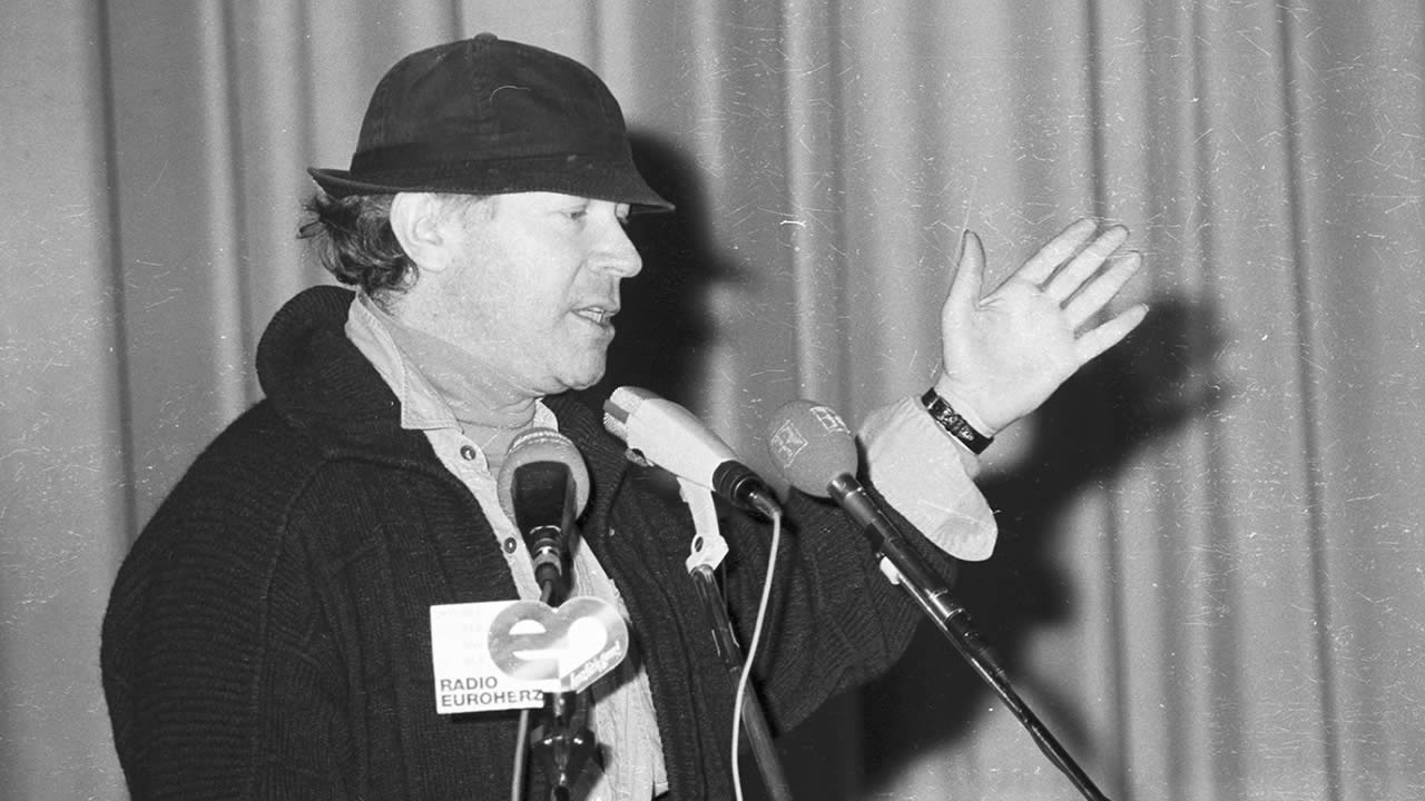 Retrospective 1989: Henry Jaglom, one of Hollywood's most prominent filmmakers of independents