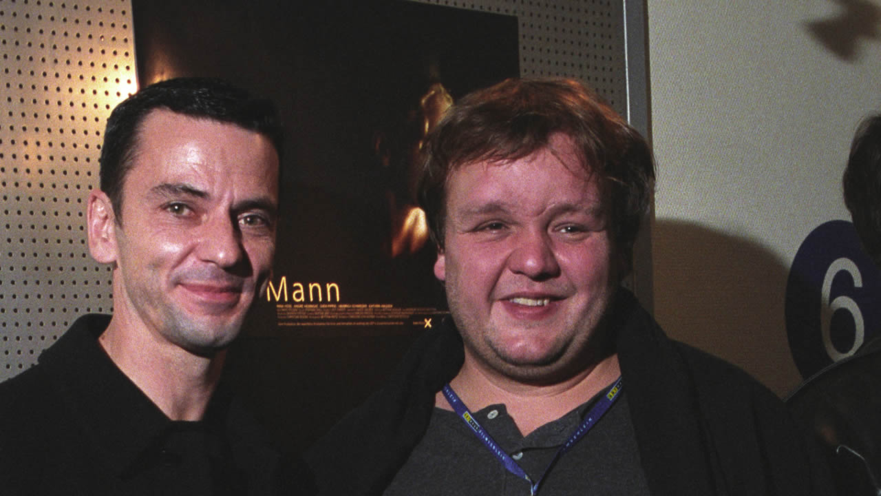 2001 - Christian Petzold's TOTER MANN (Dead Man) with Sven Pippig, born in Hof, in one of the leading roles.
