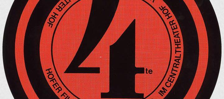 4. Internationale Hofer Filmtage 1970