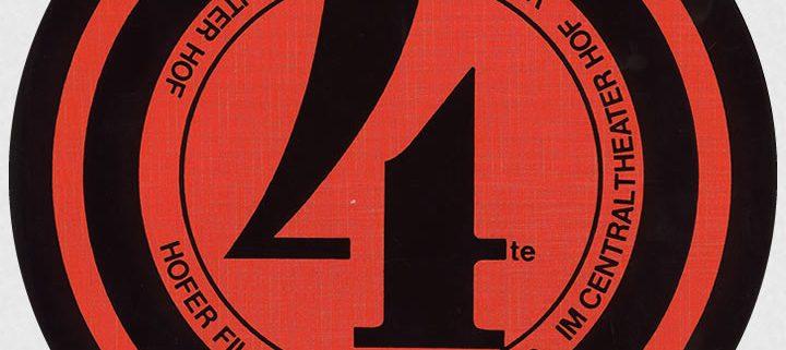 4. Internationale Hofer Filmtage 1970