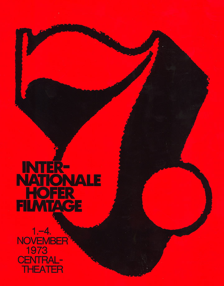 7. Internationale Hofer Filmtage 1973
