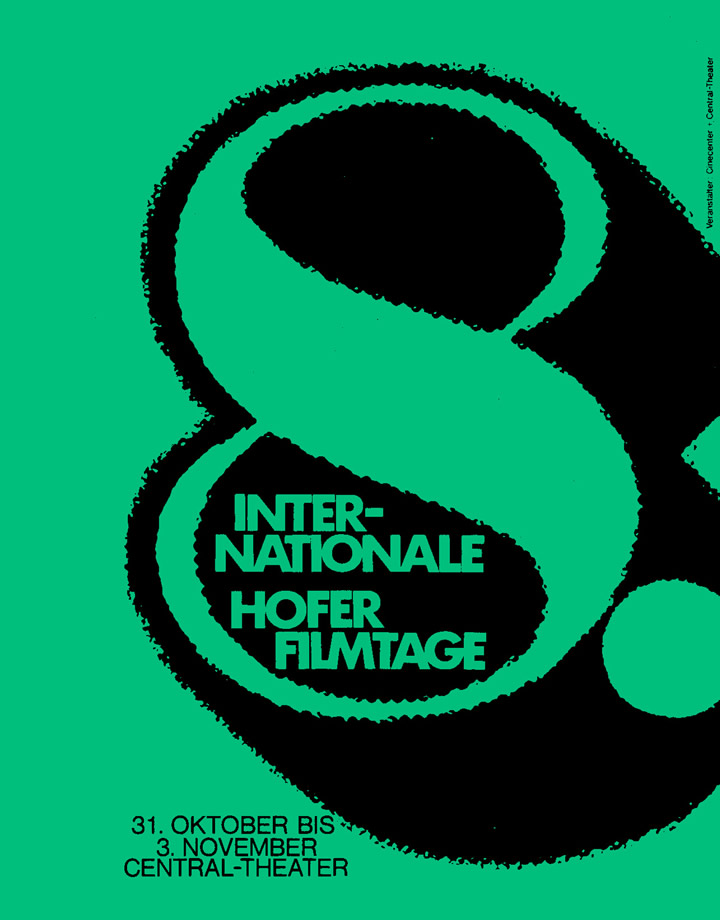 8th Hof International Film Festival 1974