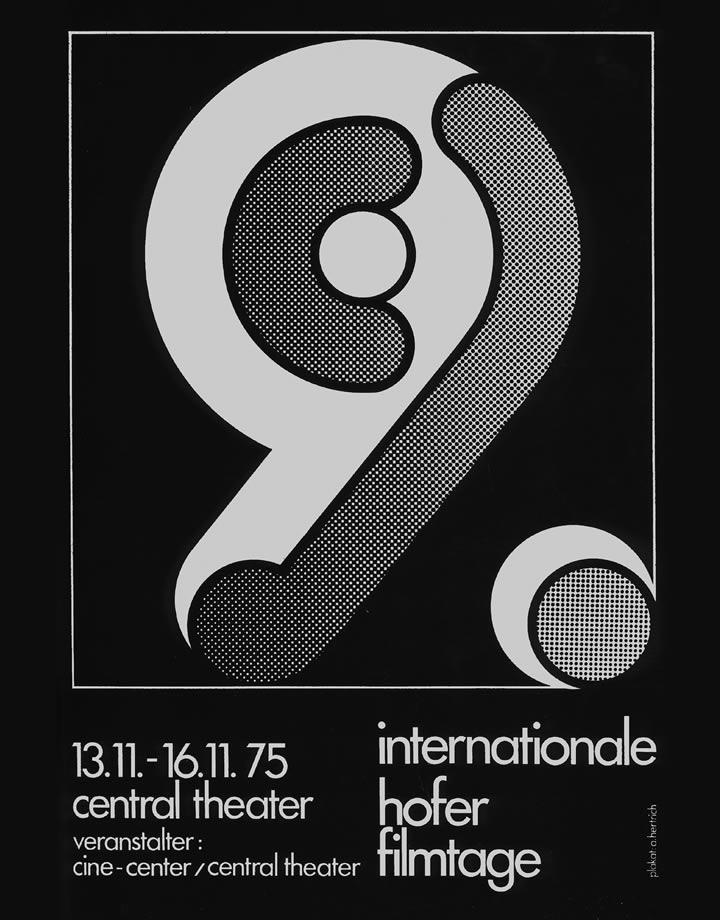 9. Internationale Hofer Filmtage 1975