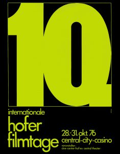10. Internationale Hofer Filmtage 1976
