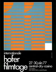 11. Internationale Hofer Filmtage 1977