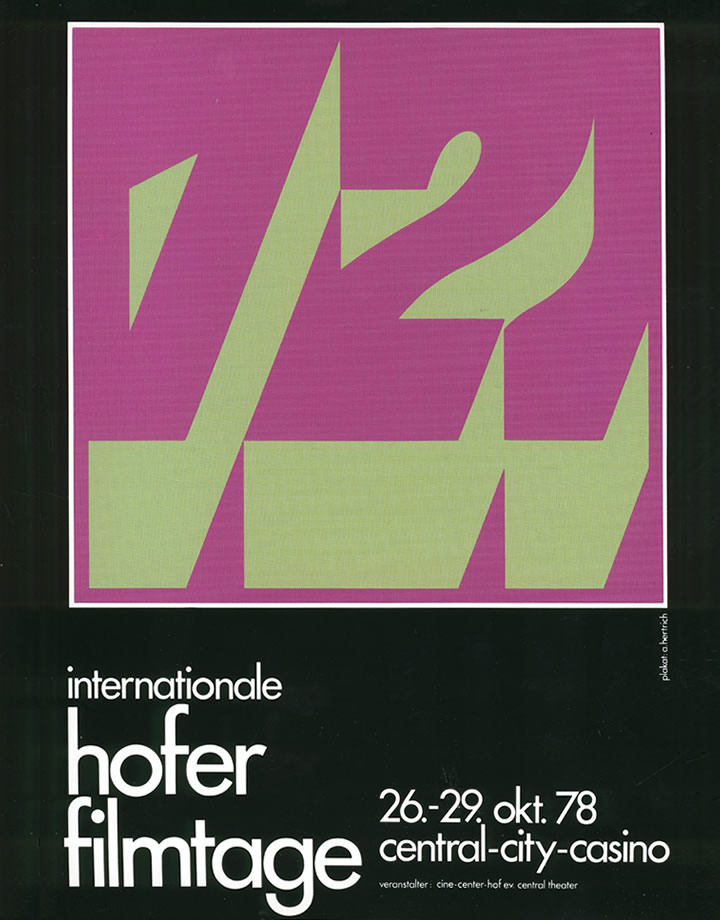 12. Internationale Hofer Filmtage 1978