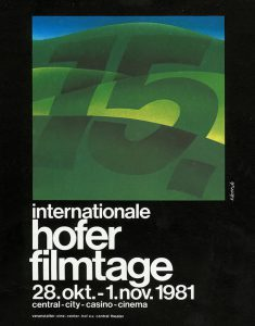15th Hof International Film Festival 1981