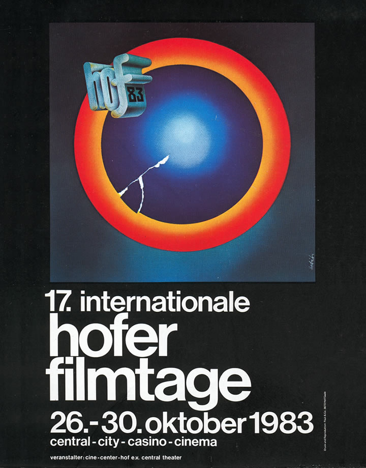 17. Internationale Hofer Filmtage 1983