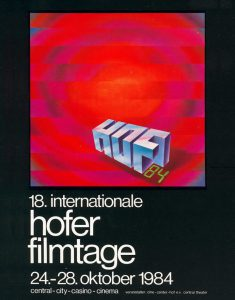 18th Hof International Film Festival 1984