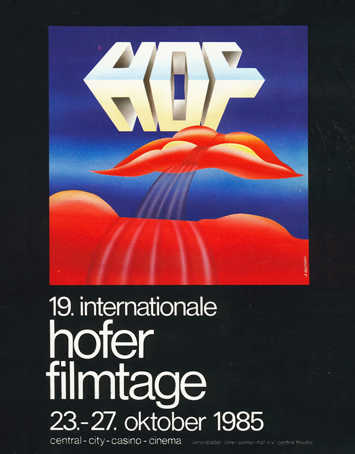 19. Internationale Hofer Filmtage 1985