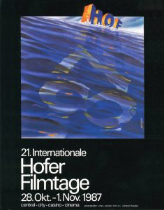 21. Internationale Hofer Filmtage 1987