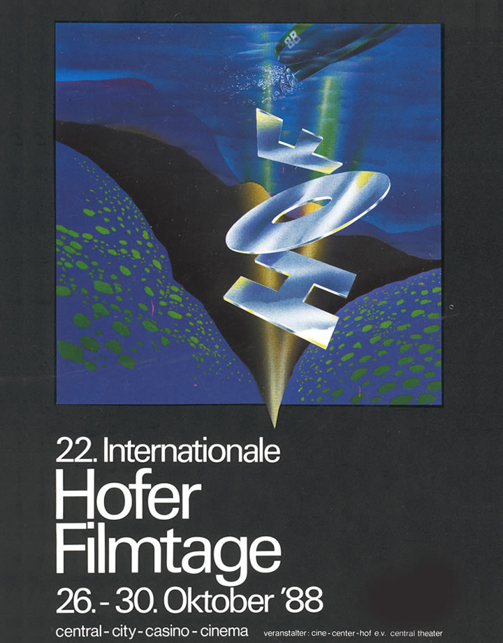 22. Internationale Hofer Filmtage 1988