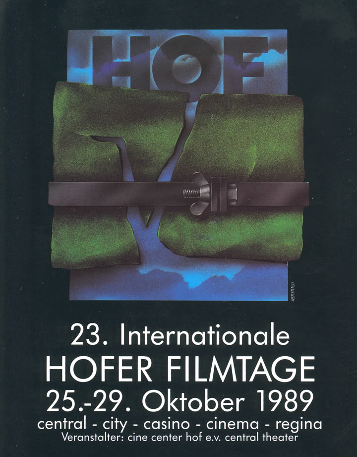 23. Internationale Hofer Filmtage 1989