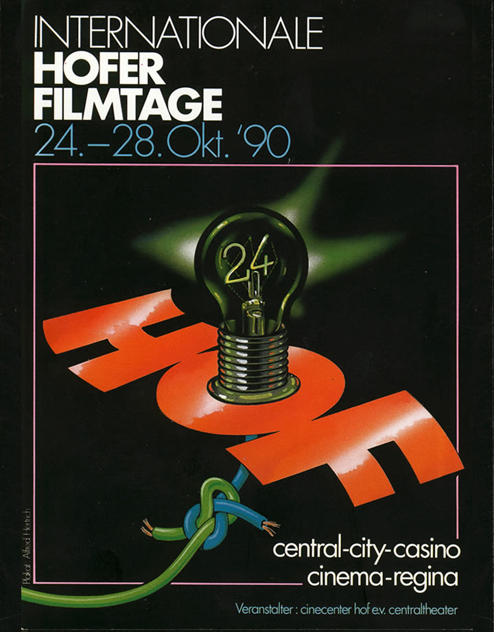 24. Internationale Hofer Filmtage 1990