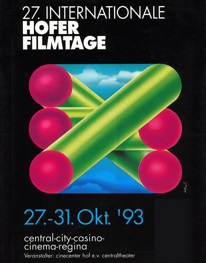 27. Internationale Hofer Filmtage 1993