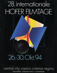 28th Hof International Film Festival 1994