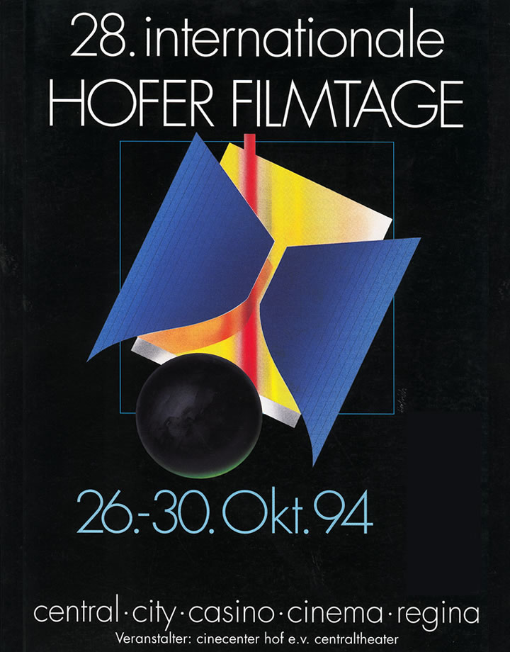 28. Internationale Hofer Filmtage 1994