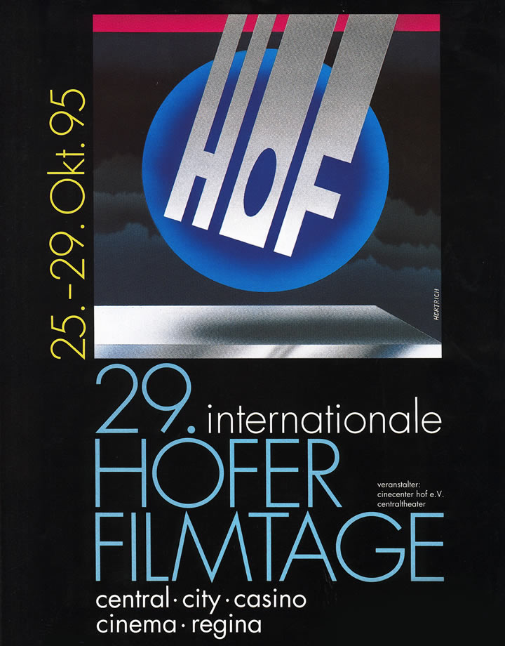 29th Hof International Film Festival 1995