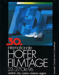 30. Internationale Hofer Filmtage 1996