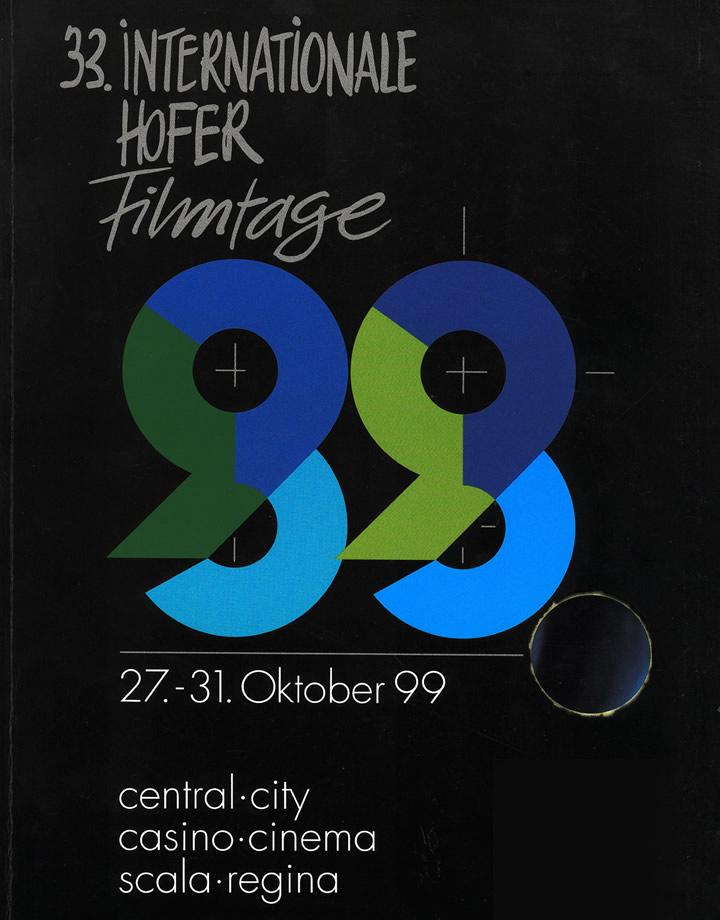 33. Internationale Hofer Filmtage 1999