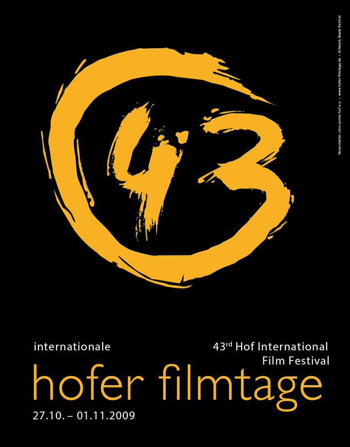 43. Internationale Hofer Filmtage 2009