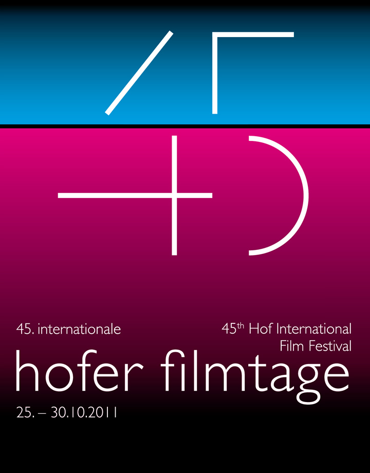 45. Internationale Hofer Filmtage 2011