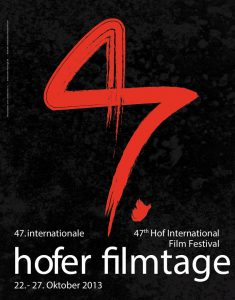 47. Internationale Hofer Filmtage 2013