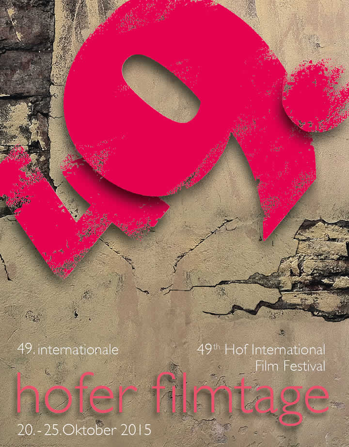 49. Internationale Hofer Filmtage 2015
