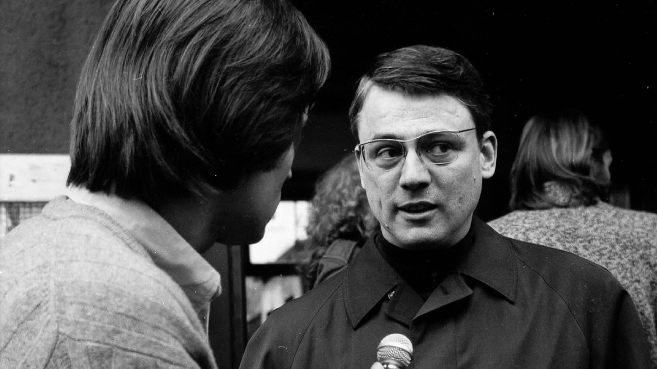 1970 - Alexander Kluge being interviewed