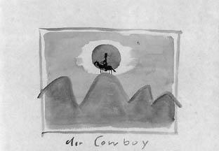 DER COWBOY WEINT