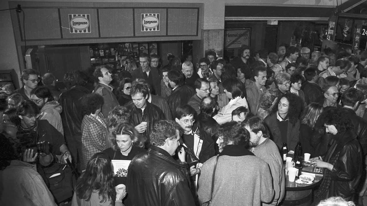 1988 - Filme über die Liebe begeistern das Publikum.