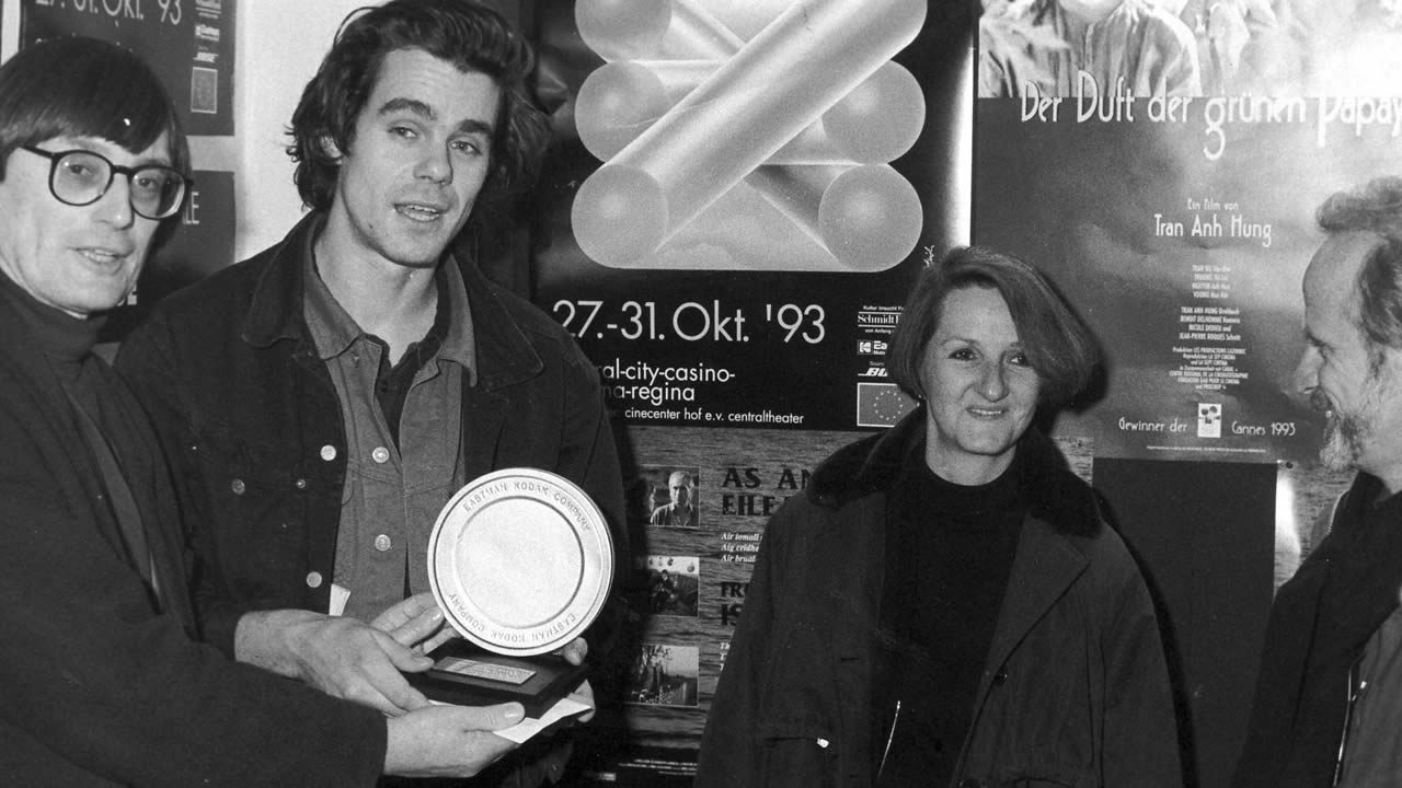 1993 – The EASTMAN Award goes to Tom Tykwer for DEADLY MARIA.