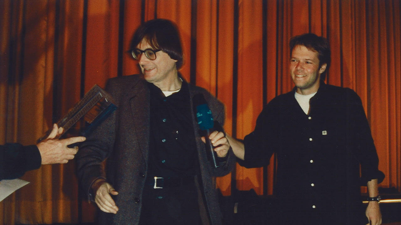 1995 - Hans-Christian Schmid receives the EASTMAN Award for AFTER FIVE IN THE FOREST PRIMEVAL.