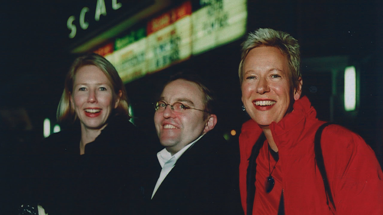 1999 – ENLIGHTENMENT GARANTEED: Doris Dörrie with Petra Zieser and Gustav Peter Wöhler