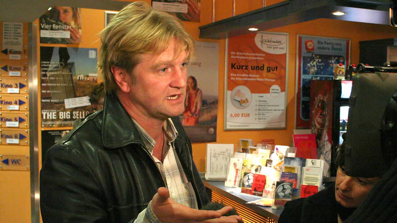 2006 - Wiedersehen mit Detlev Buck und KARNIGGELS, der 1991 bei den Hofer Filmtagen Premiere feierte.