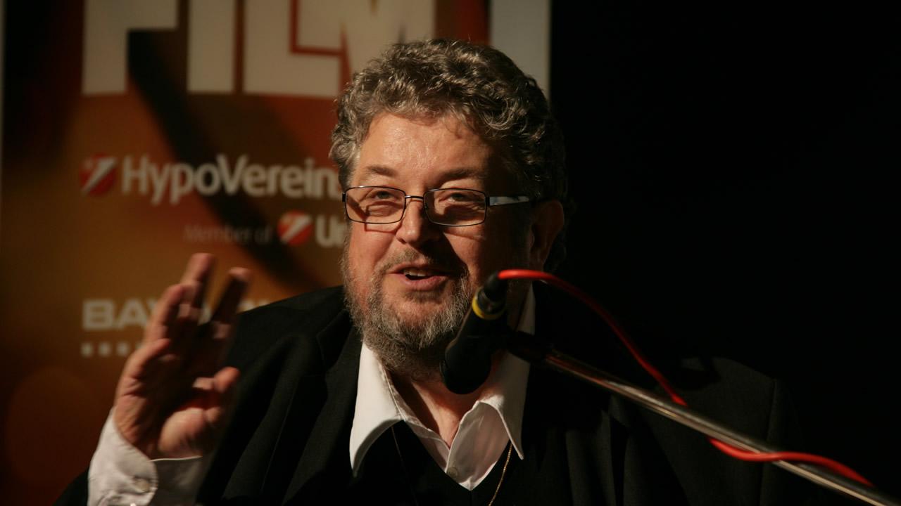 2011 - Der Filmpreis der Stadt Hof geht an Peter Kern.