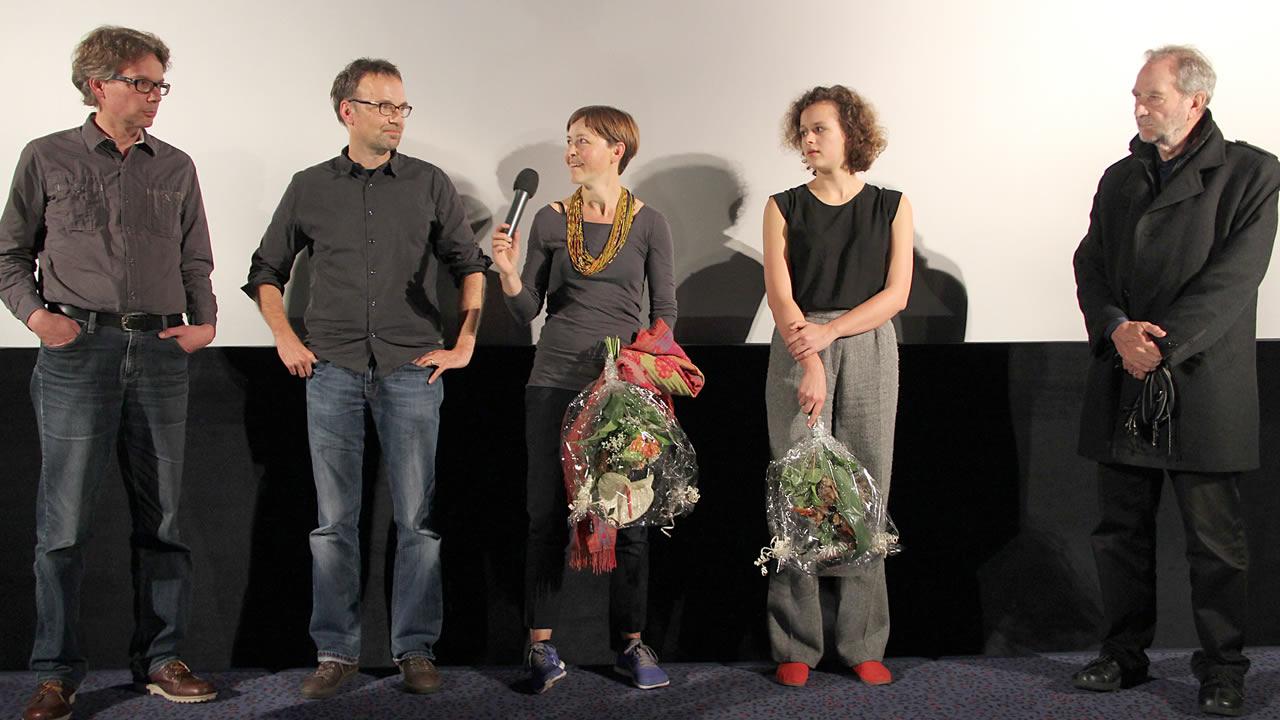 2013 - MAKING OF HEIMAT: Die Regisseure Anja Pohl und Jörg Adolph dokumentieren die Entstehung des Films DIE ANDERE HEIMAT von Edgar Reitz.