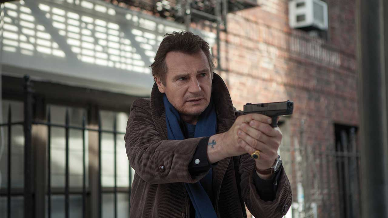 A WALK AMONG THE TOMBSTONES / RUHET IN FRIEDEN