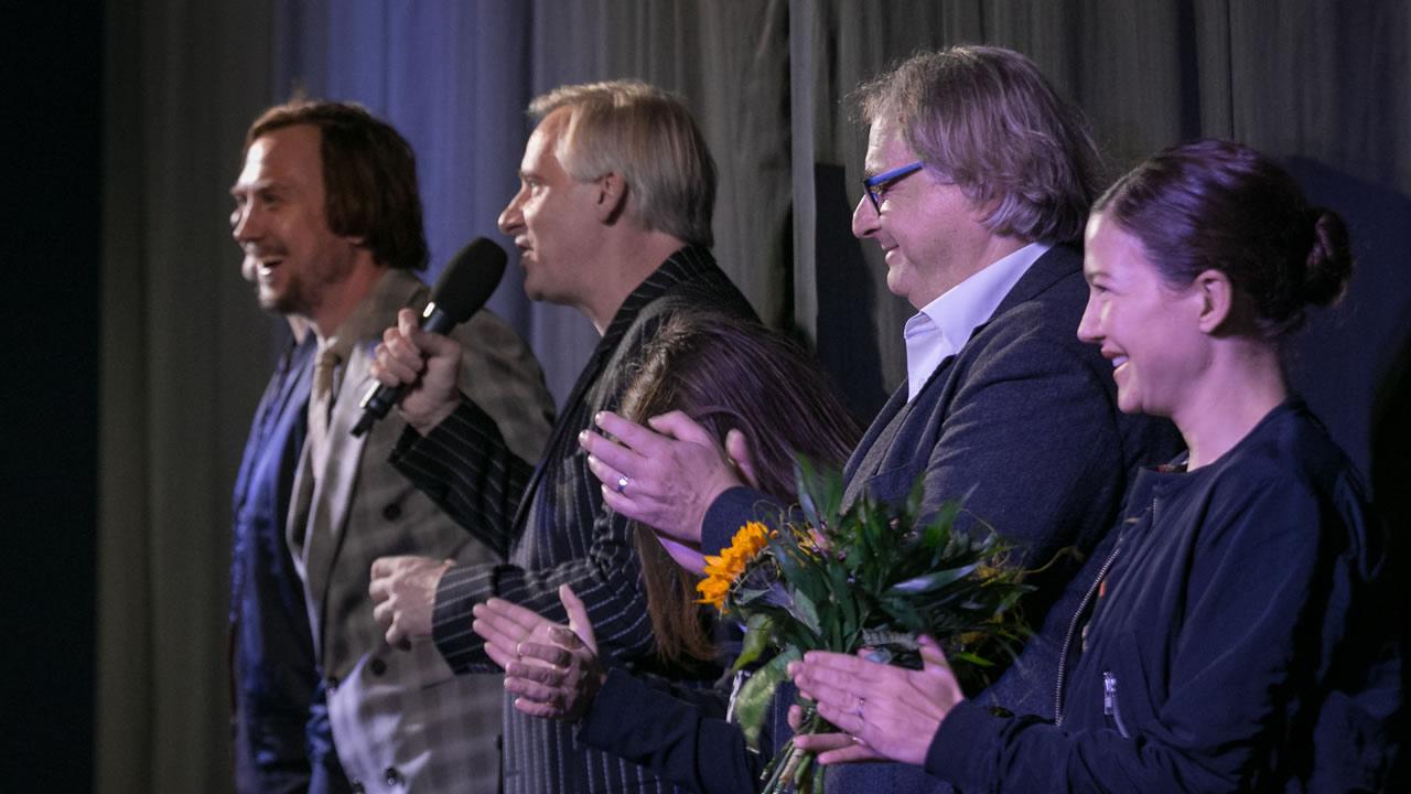 2016 - Eröffnungsfilm: Chris Kraus' DIE BLUMEN VON GESTERN mit Hannah Herzsprung und Lars Eidinger
