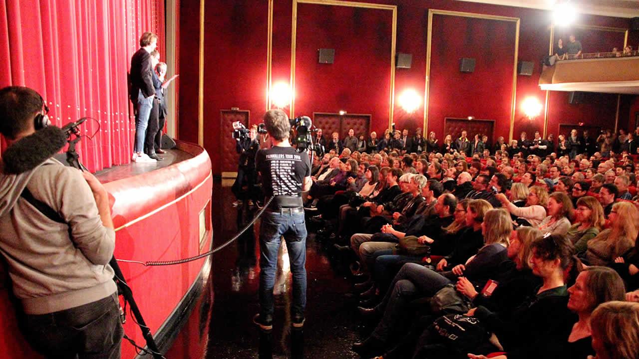 Eröffnung der 50. Internationalen Hofer Filmtage im Scala Kino