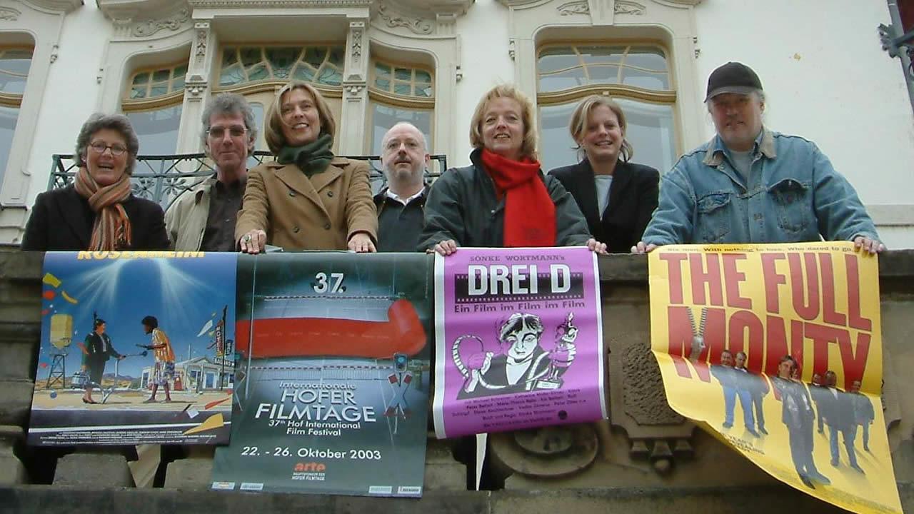 2004: Filmnacht am Thereseienstein