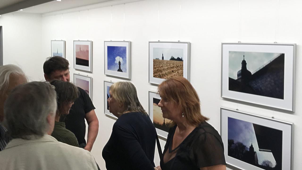 Der KulturKreis Hof e.V. zeigt Fotografien aus dem Hofer Land von Ernst Neukamp.