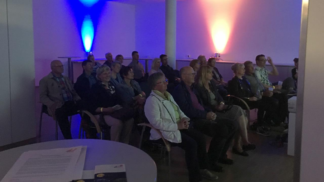 Die Freunde der Internationalen Hofer Filmtage zeigen im Rahmen der Hofer Kulturnacht die Doku DER HEINZ VOM FILM von Wolfgang Ettlich.
