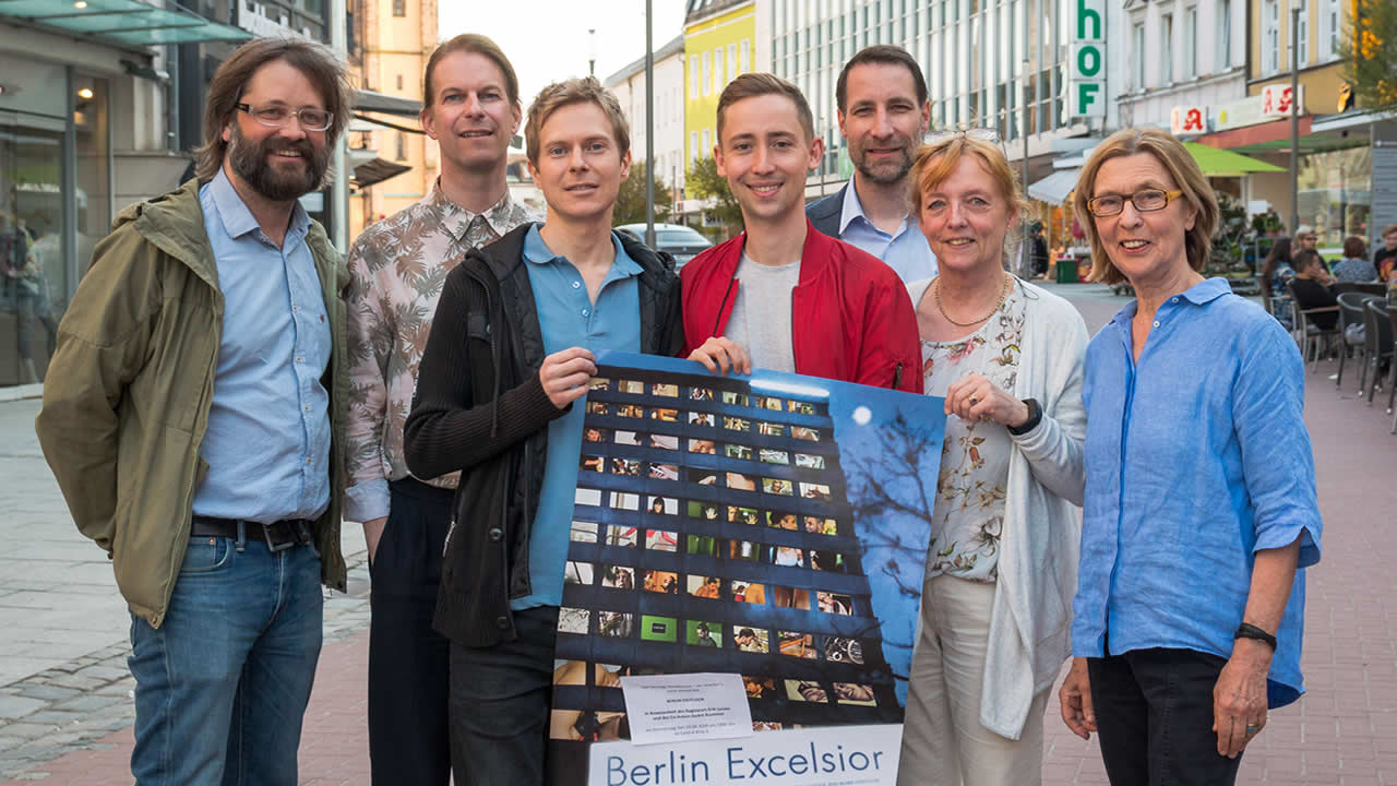 HoF Filmtage Rendezvous - BERLIN EXCELSIOR