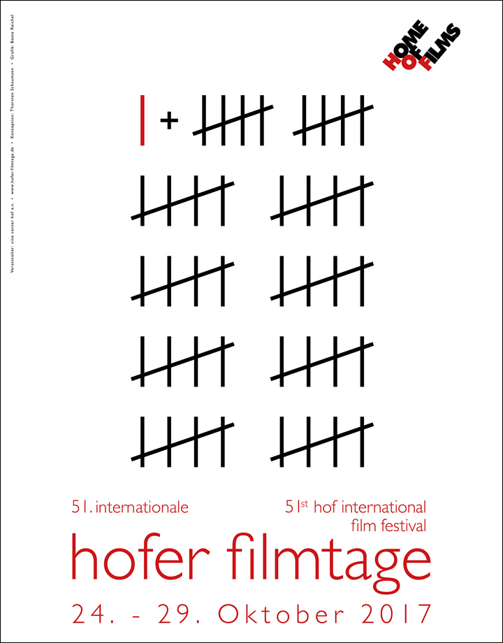 51. Internationale Hofer Filmtage 2017